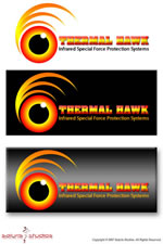 SitePoint Market Place Logo Contest final entry for Thermal Hawk